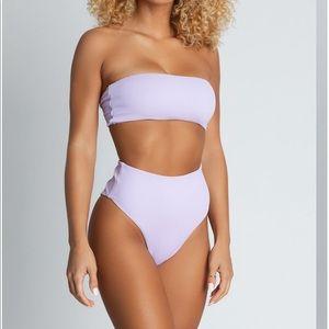 Meshki High Waisted Bikini Bottom